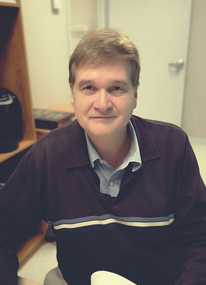 Dr Christian Lessard